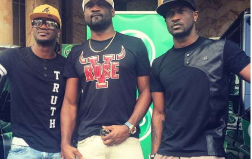 Psquare - Jude, Peter and Paul - in messy saga | TheCable.ng