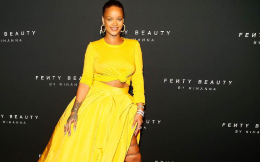 Rihanna's Fenty beauty line has finally arrived!