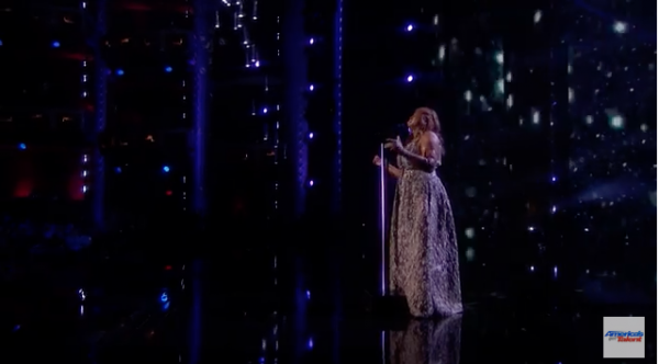 Kechi Okwuchi's Sensational Performance At America's Got Talent Finals