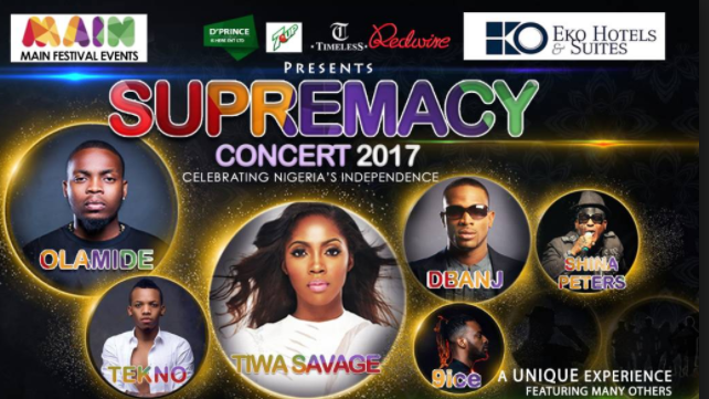 Supremacy Concert | TheCable.ng