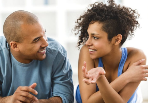 Are you perhaps, the rebound in your relationship?