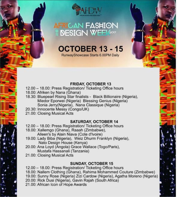 AFDW Runway Schedule