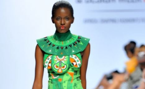 Africa inspired collection at Lagos Fashion and Design Week 2017   TheCable.ng