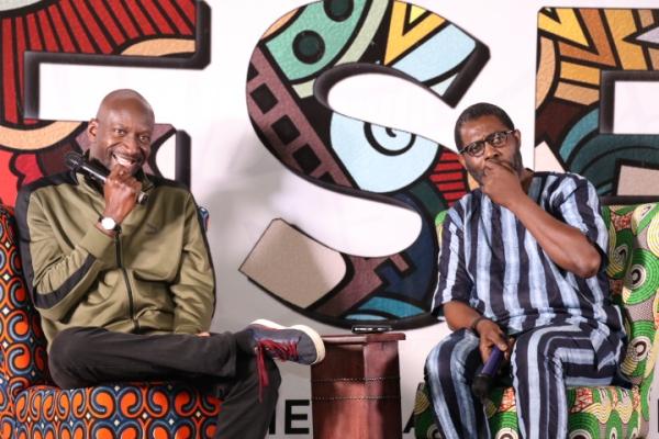 AfricaAkin Omotoso and Femi Odugbemi