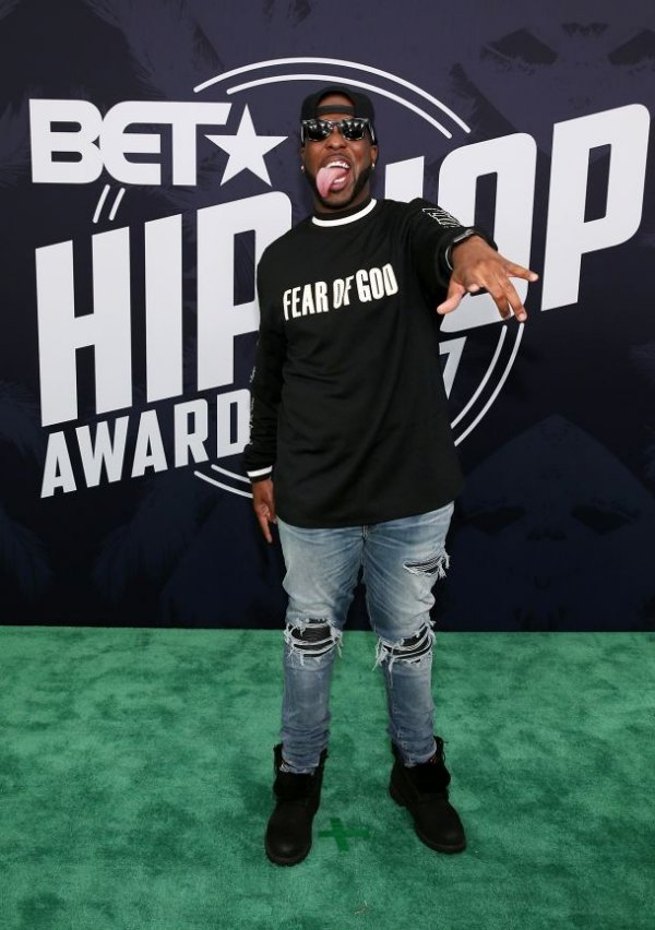 BET Hip-Hop Awards 2017100617-shows-hha-2017-red-carpet-DJ-Luke-Nasty