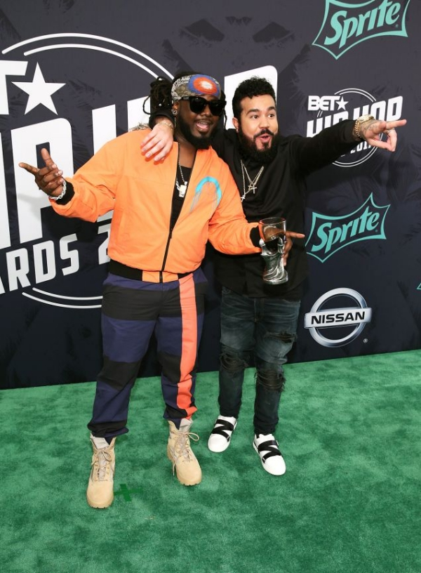 BET Hip-Hop Awards 2017100617-shows-hha-2017-red-carpet-t-pain-3
