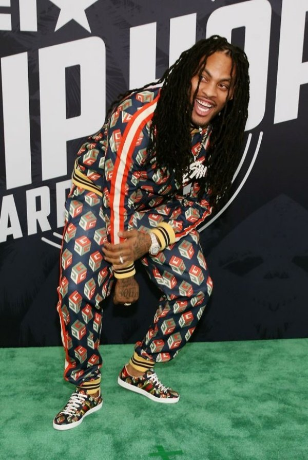 BET Hip-Hop Awards 2017100617-shows-hha-2017-red-carpet-waka-flacka