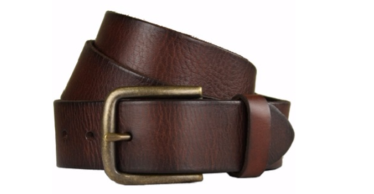Four types of belts every man should have in his…