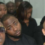 Davido leads celebrities to DJ Olu's funeral | TheCable.ng