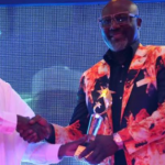 Despite NUJ's disapproval, Melaye gets 'senator of the year' award | TheCable.ng