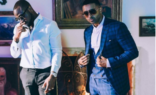 Jay Sean and Davido | TheCable.ng