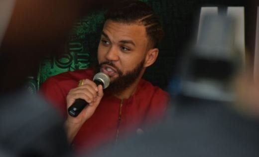 Jidenna talks learning to speak Igbo | TheCable.ng