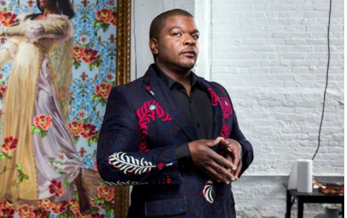 Obama chooses Kehinde Wiley to paint presidential portrait