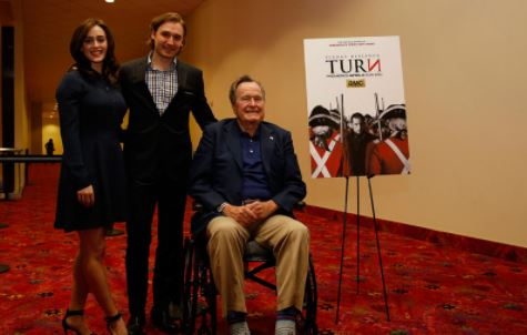 Heather Lind accuses George HW Bush of sexual assault | TheCable.ng