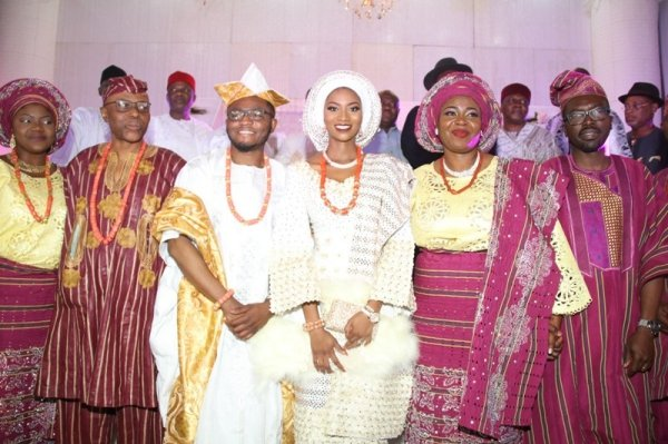 PHOTOS: The traditional marriage of Mimiko's daughter in Ondo state | TheCable.ng