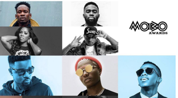 Mobo Awards nominations list | TheCable.ng