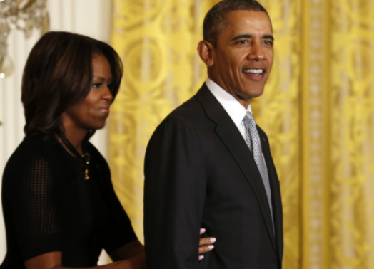 Michelle and Barack Obama 25th anniversary | TheCable.ng
