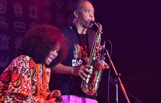 Omawumi joined by Femi Kuti for Felabration performance | TheCable.ng