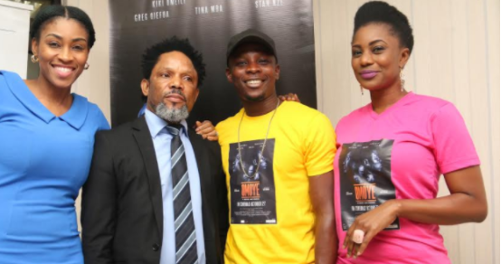 Domestic violence takes centre stage in new movie 'Omoye' | TheCable.ng