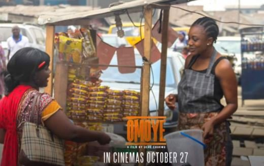 Omoye in Nigerian cinemas   TheCable.ng