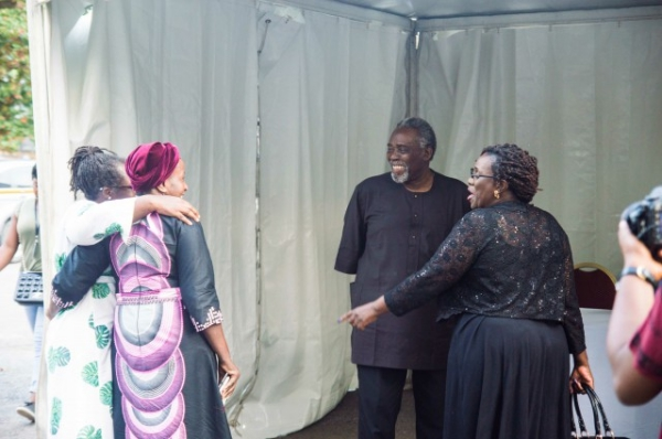 film1. Olu Jacobs, Joke Silva and Guests