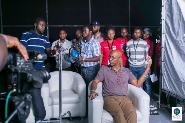 AFRIFFTraining session at the ongoing AFRIFF