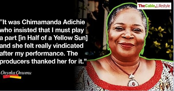Onyeka Onwenu speaks to TheCable Lifestyle | TheCable.ng