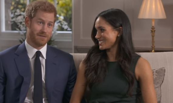 Prince Harry and Meghan Markle   TheCable.ng