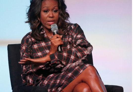 Michelle Obama to young people: You don't tweet every thought | TheCable.ng
