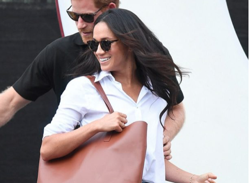 Prince Harry announces engagement to 'Suits' star Meghan Markle   TheCable.ng