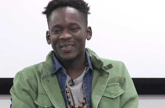 Mr Eazi: Why I'm giving £100,000 to 100 African creatives