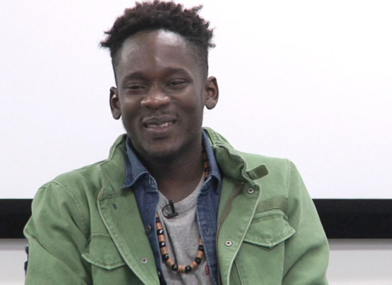 Mr Eazi trips and falls off the stage during performance  | TheCable.ng