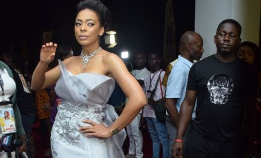 PHOTOS: What African stars, celebrities wore to AFRIMA 2017