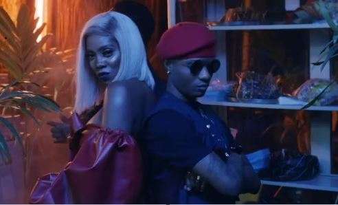 Wizkid announces new collaboration with Tiwa Savage | TheCable.ng