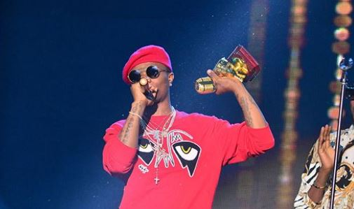 Wizkid wins top awards at AFRIMA 2017 | TheCable.ng