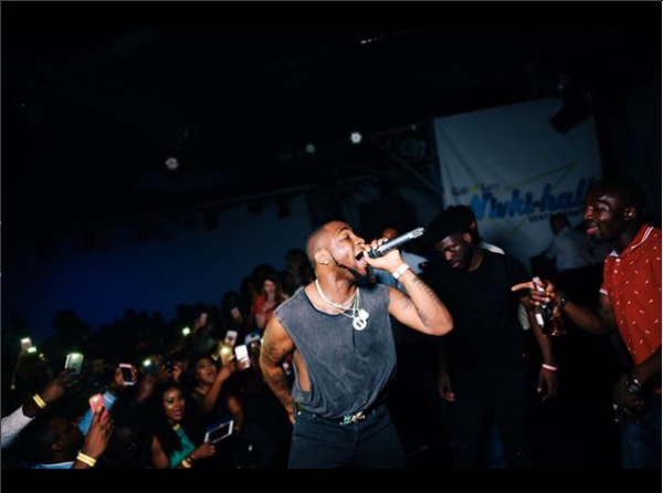 VIDEO: Davido releases 'Just Like That' in time for the weekend | TheCable.ng