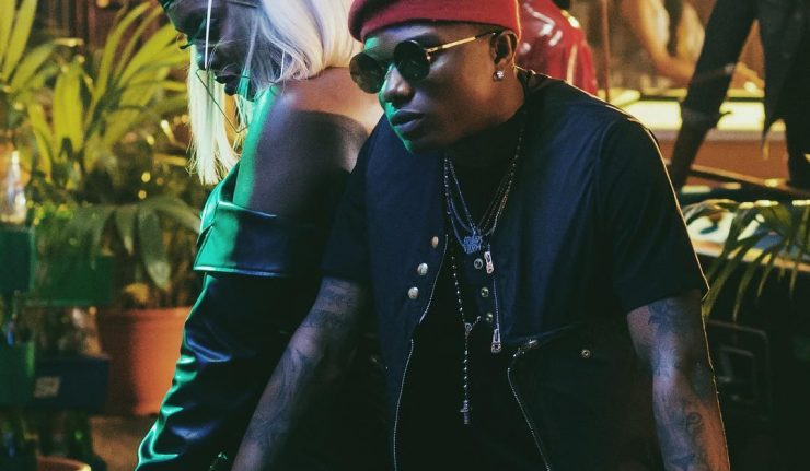 VIDEO: Tiwa Savage and Wizkid turn up in Fela's shrine for 'Ma Lo'   TheCable.ng