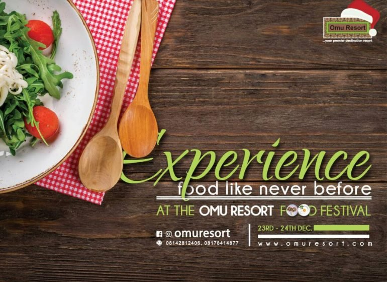 Omu Resort presents its first ever food festival | TheCable.ng