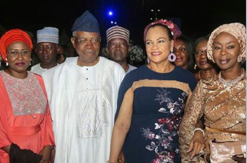 PHOTOS: Osinbajo, Aisha Buhari, Toyin Saraki celebrate Danjuma at 80