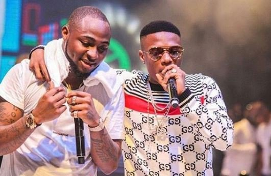 Davido performs with Wizkid at 30 Billion Concert | TheCable.ng