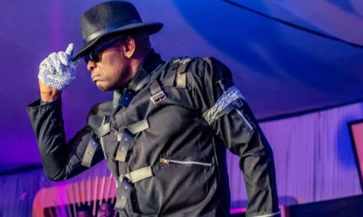 Elumelu turns Michael Jackson | TheCable.ng
