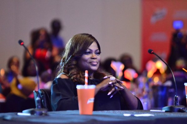 Funke Akindele named as starring in Hollywood movie,