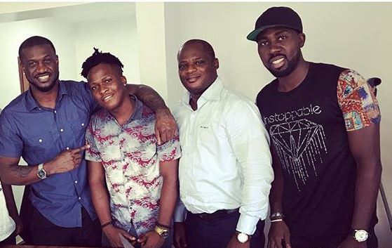 Peter Okoye signs new artiste to PClassic Records | TheCable.ng