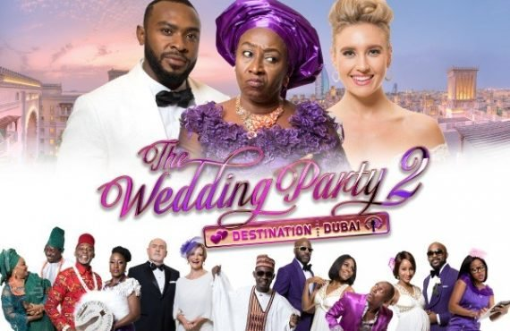 'The Wedding Party 2' earns best international film nomination in the UK | TheCable.ng