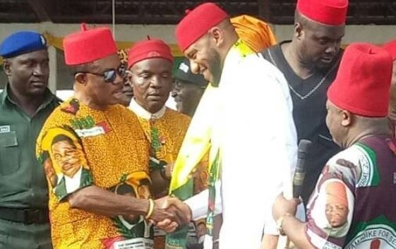 Edochie defects to APGA after securing 145 votes in Anambra…