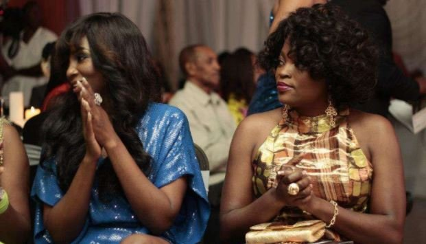 Funke Akindele Removed From Avengers' Cast, Genevieve Replaces Her
