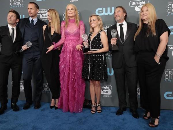 Big Little Lies win big at Critics Choice Awards | TheCable.ng