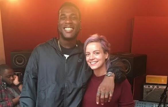 Burna Boy teams up with Lily Allen for 'Heaven's Gate'   TheCable.ng