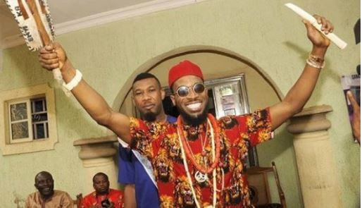 D'banj bags chieftaincy title in Imo state | TheCable.ng