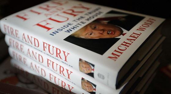 'Fire and Fury', controversial book about Trump, to become TV…